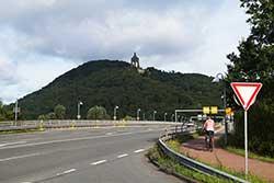 Weserbrücke in Porta-Westfalica