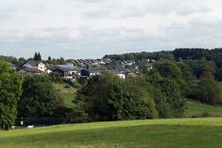 Siedlung der Siebenbürger Sachsen