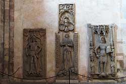 Tumbendeckel für Graf Johann II. von Katzenelnbogen (†1357)