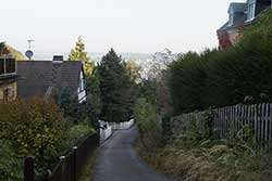 Forstweg in Hohenlimburg