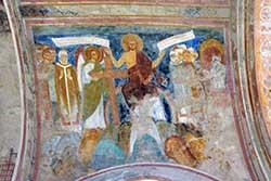 Fresken in der Sigwardskirche