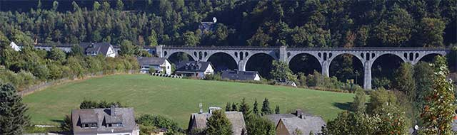 Viadukt in Willingen
