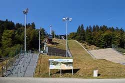 Mühlenkopfschanze (Auslauf)