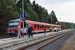 Regionalbahn nach Willingen