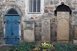 St. Aegienkirche Epitaphe