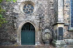 Nordportal St.-Blasius-Kirche
