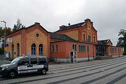 Bahnhof Hann. Münden