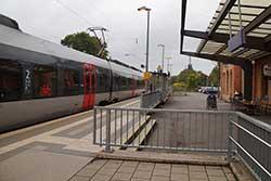 Regionalexpress nach Kassel