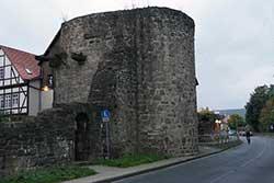 Stadtbefestigung am Kasseler Schlagd