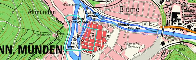 Hann. Münden Stadtrundgang