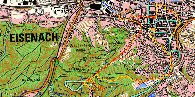 Stadtrundgang Eisenach