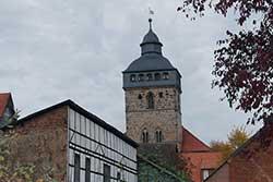 Turm der Liebfrauenkirche