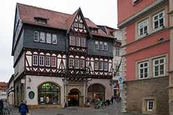 Ratsapotheke in Eisenach
