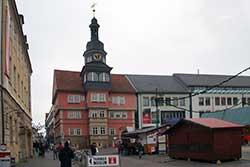 Altes Rathaus in Eisenach