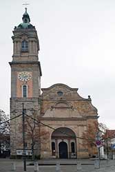 Haupt-, Stadt- und Pfarrkirche St.Georgen