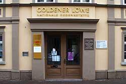 Gedenkstätte Goldener Löwe
