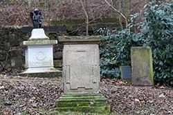 Grabstätte Dorothea Grimm