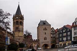 Nikolaikirche und Nikolaitor