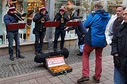 Trio aus Riga