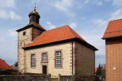 Petrikirche in Atzenhausen