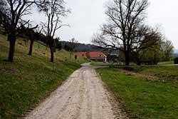 Werra-Burgen-steig Hessen in Hübenthal