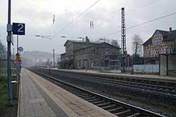 Bahnhof Witzenhausen Nord