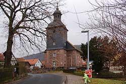Evangelische Kirche Werleshausen
