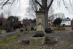 Brunnen vor dem Tore