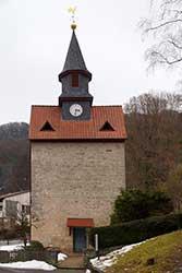 ev. Kirche Hitzelrode