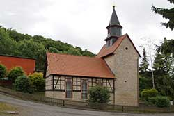 Evangelische Kirche Hitzelrode