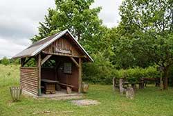 Schutzhütte Am Sägewerk