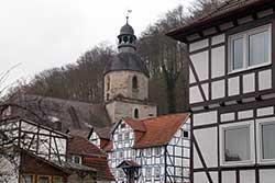 evangelische St. Marien-Kirche