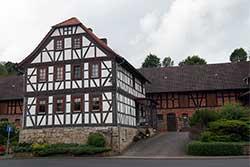Gehöft in Blankenbach
