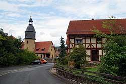 evangelische Kirche in Nentershausen