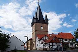 Jakobskirche Netra