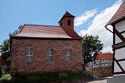 Ev. Kirche Oberdünzebach