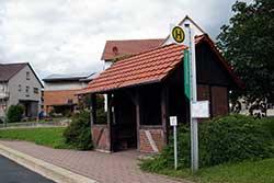 Bushaltestelle Rittmanshausen