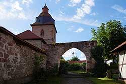 Ev. Kirche Röhrda
