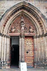 Portal der Elisabethkirche
