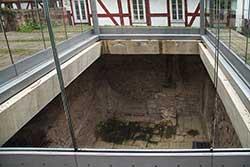 Mittelalterliche Synagoge