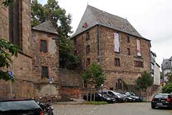 Kerner (Beinhaus) der Lutherischen Pfarrkirche St. Marien