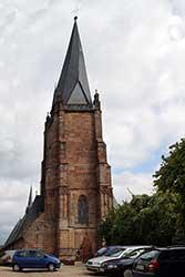 Lutherische Pfarrkirche St. Marien (Ritterstraße)