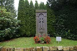 Armenischer Kreuzstein