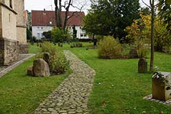 Kirchhof St. Marien