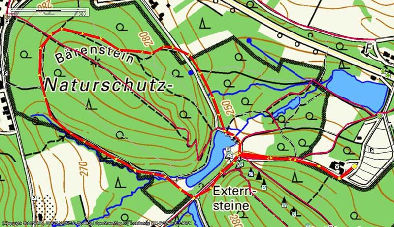 Bärensteinroute